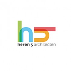 Heren 5 architecten logo