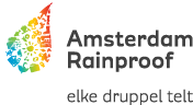 amsterdam rainproof logo line 72dpi colour pay-off