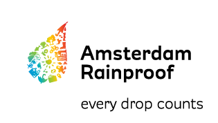 Rainproof logo English small